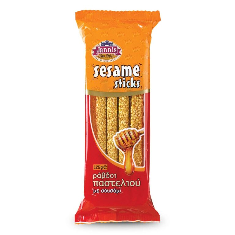 Sesame Sticks 125g