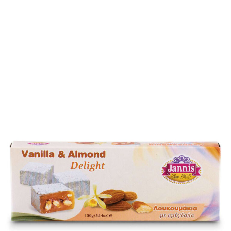 Almond & Vanilla Delight 150g