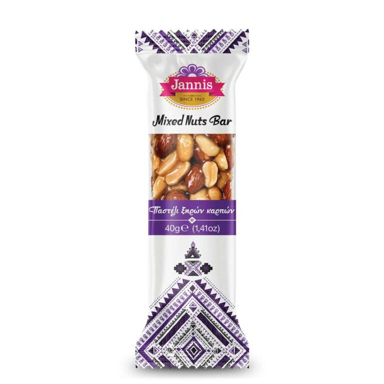 Mixed Nuts Bar 40g