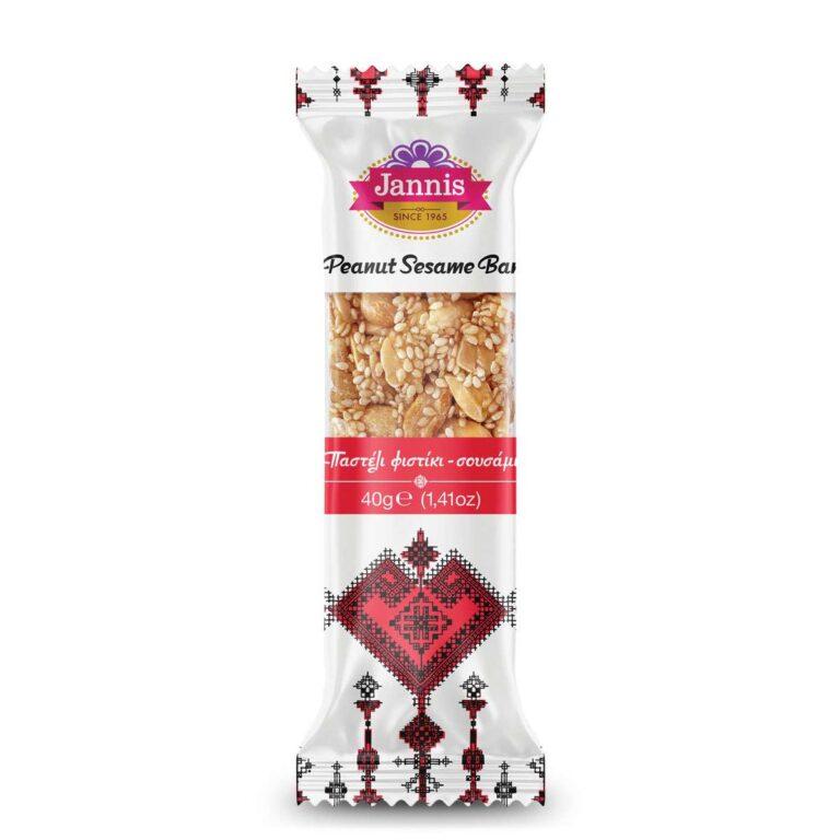 Peanut Sesame Bar 40g