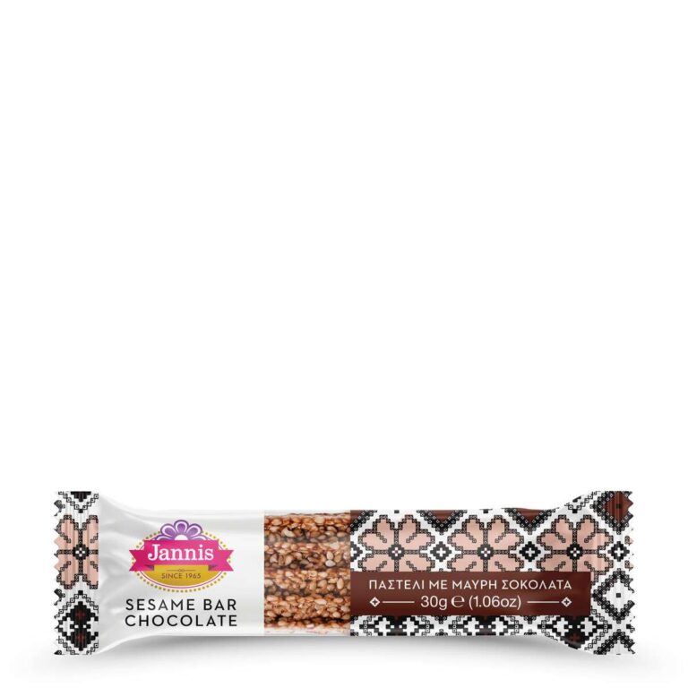 Sesame Bar with Dark Chocolate 30g