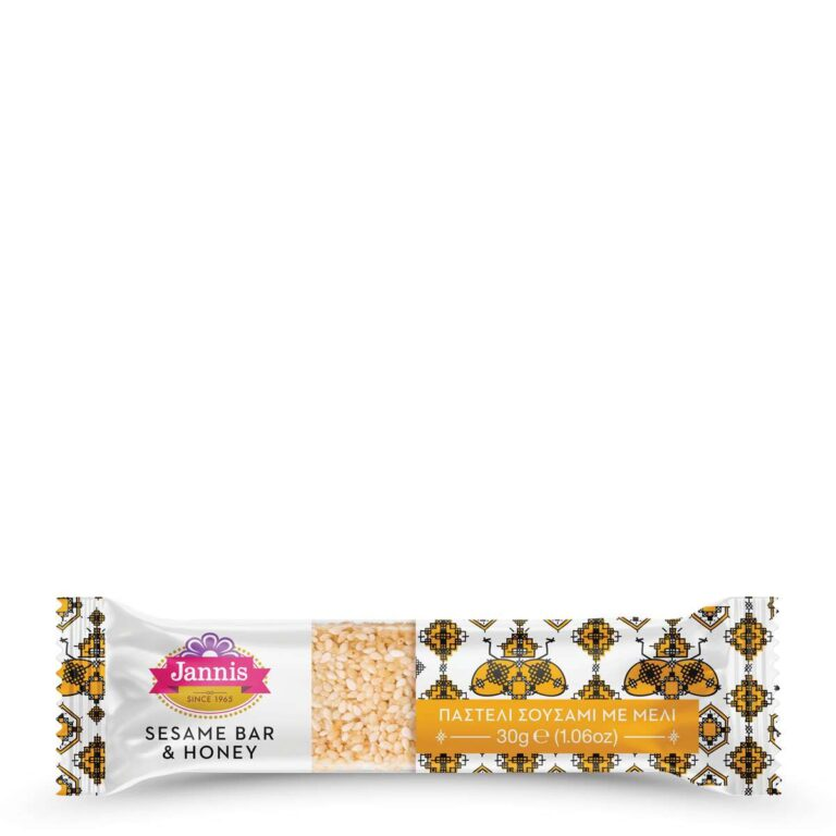 Sesame Honey Bar 30g