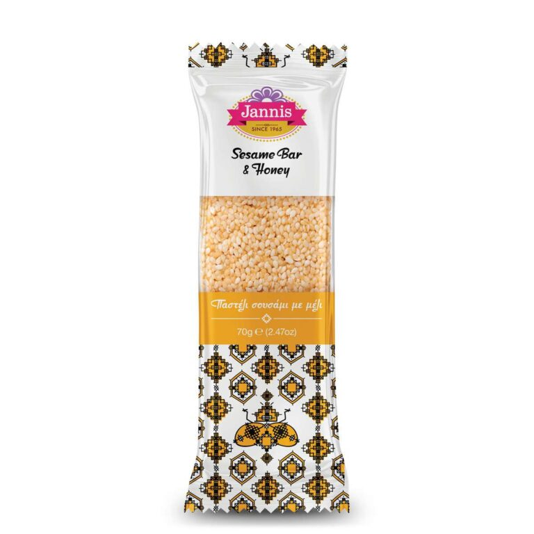 Sesame Honey Bar 70g