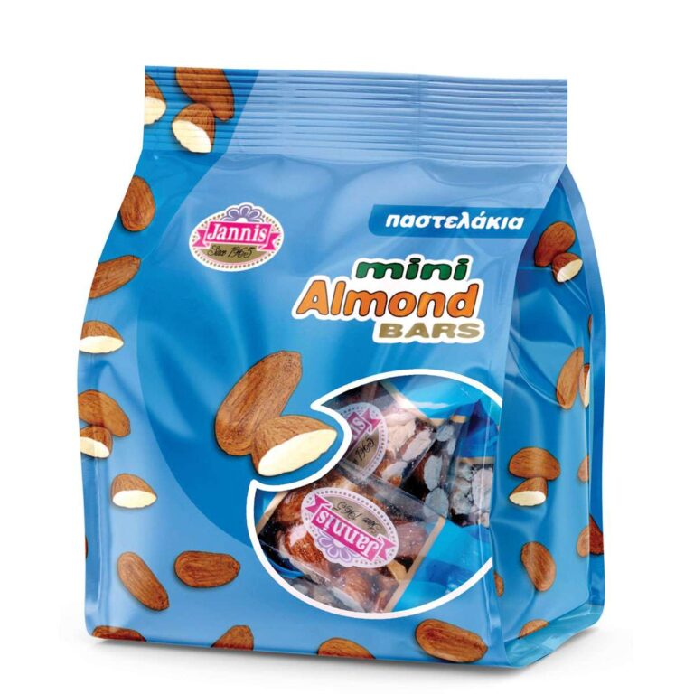 Mini Almond Bars 150g